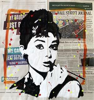WSJ Series Audrey Hepburn, 2019