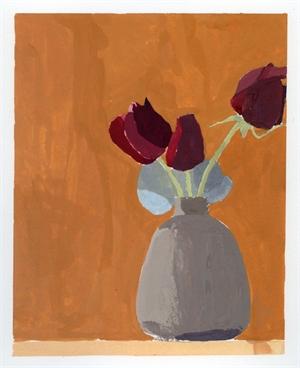 Still Life with Gray Vase (#2)