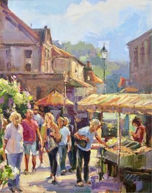 Market Day Italy