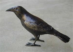 "Small Raven I - 6"" (229/999)"