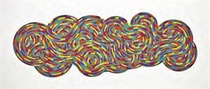 Whirls and Twirls (3/50), 2005