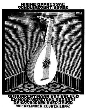 Emblemata - Lute, 1931