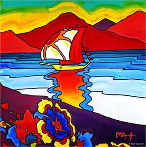 Retro: Sunset Sail Summer of Love 50th