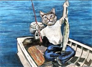 Cat Fish, 2019