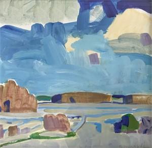 Marsh Study #2, 2018