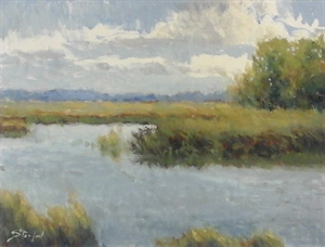 Low Country Study by John Stanford