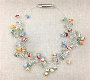 Clasp Necklace No. 6