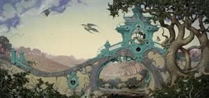 A World Away by Daniel Merriam