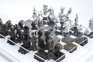 Checkmate (Chess Set) by Gil Bruvel