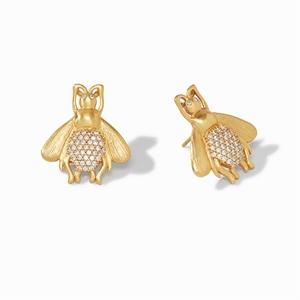 Bee Luxe Earring, 2020