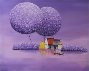 Violet Dreams II