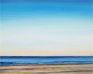 Popham Beach Sky #3