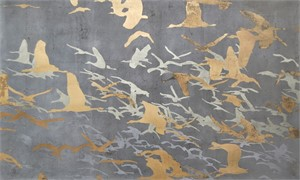 Following An Ancient Flyway - SOLD, 2015