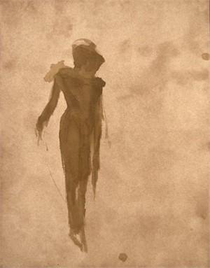 Rising Figure, 2009