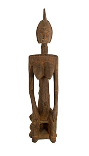 Bambara Maternity Figure Mali, c.1900