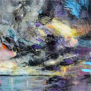 Head & Heart 9 by Kim McAninch