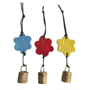 Ben's Bells - Flower Ornament/Bell