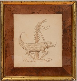 CROCODILE BEAST, 20th century