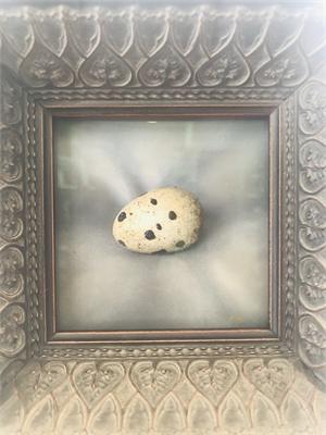 Quail Egg 14  (3/5), 2019