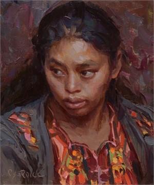 Guatemalan Portrait