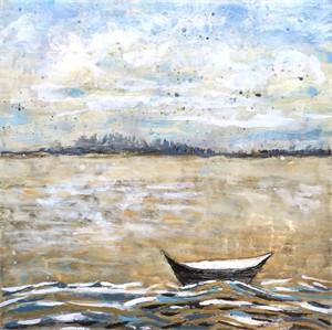Boat Series: Golden Light