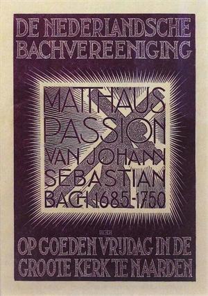 St. Matthew Passion, 1938