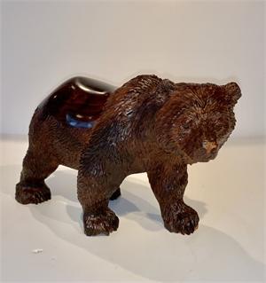 Small Bear Looking Right