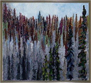 Spruce Forest & Raven, 2002