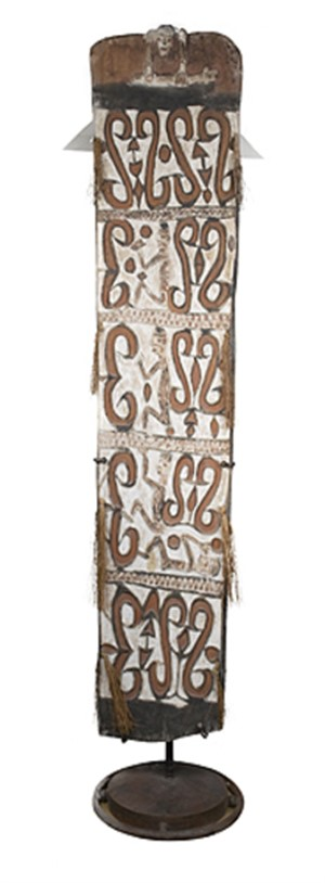 Asmat Shield, c.1980