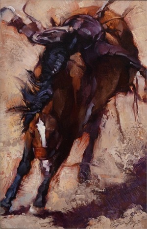 Saddle Splay by Jill Soukup