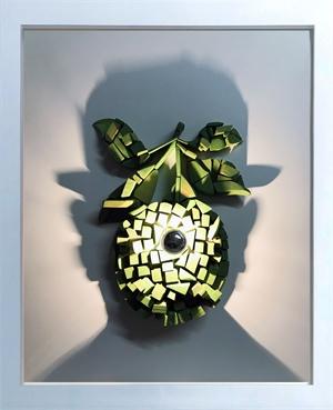 Magritte (SOLD), 2019