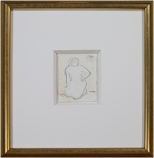Untitled (Woman), c.1980