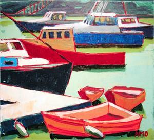 Boats, boats