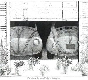 Garage Bestiary V, W