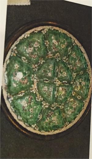 FAMILLE VERTE SWEETMEAT SET, Kangxi Period (1662-1722)