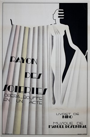 Rayon des Soieries, Opera Bouffe En Un Acte, 1930