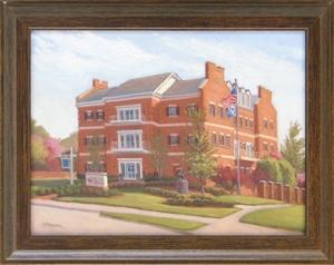 KU Alumni Building