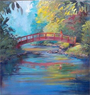 Summer Walk (Giverney or Armonk) Cards
