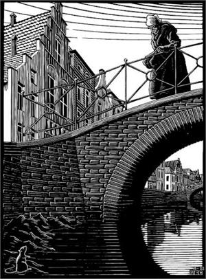 Scholastica (The Bridge), 1932