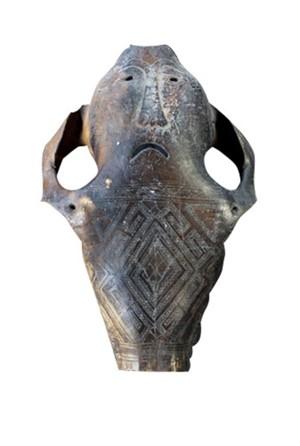 Timor Protective Mask, c.1900
