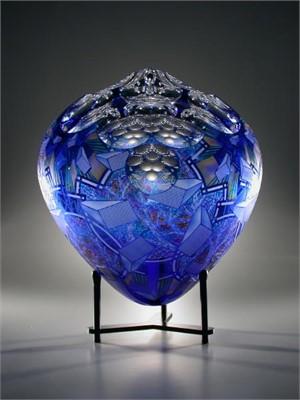 Inner Universe - Medium Blue - 04-10-06