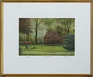 Family (Suite of 2) to be sold as pair only by Harold Altman
