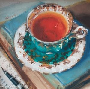 Poet's Tea