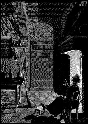 Scholastica (Poltergeist), 1931