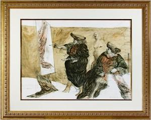 Geste et Peinture (16/160), 1973