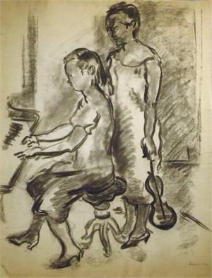 Two Women, 1932