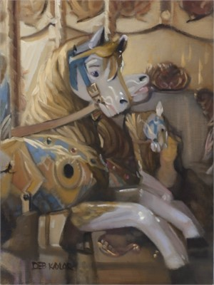 Painted Ponies #1, 2014