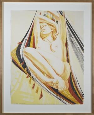 Nude on  Hammock, 1978