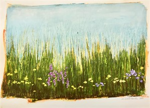 Blooms & Grasses #6