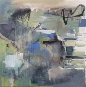 White Cloud by Fran Scher